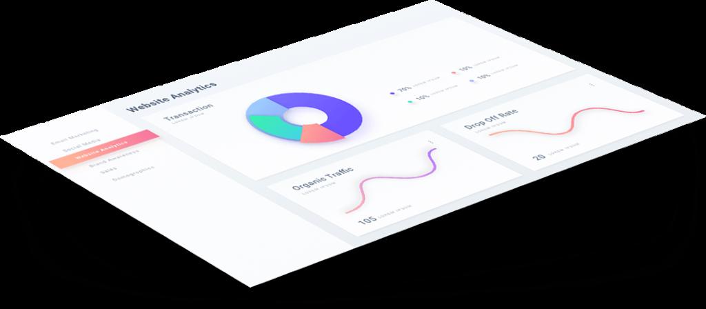 Illustration tableau de bord analytics | Datapulse